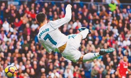 Ronaldo celebrates Ballon d'Or with double as Real thrash Sevilla