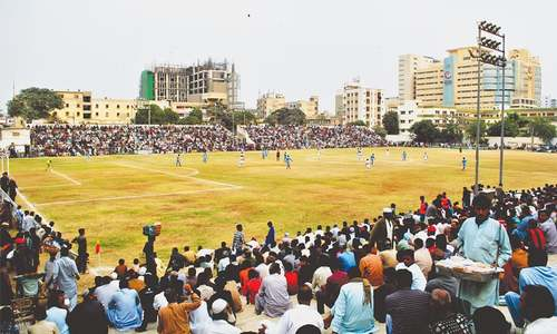 A festival of football ends in Karachi leaving all yearning for more
