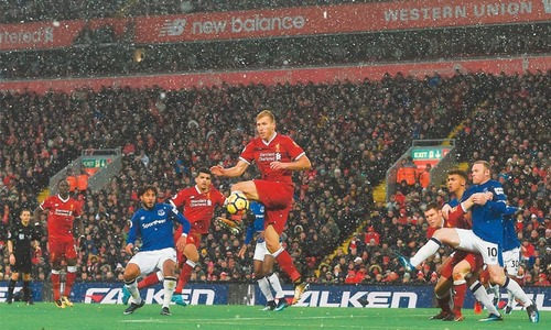 Merseyside derby ends in draw, Arsenal held