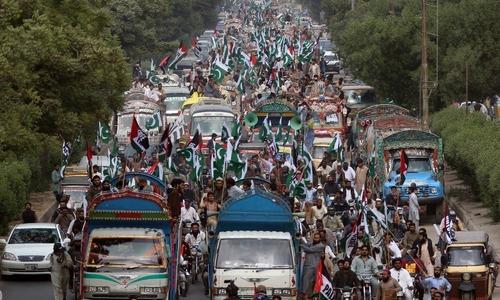 کراچی: ٹرمپ کے فیصلے کے خلاف احتجاجی ریلیاں