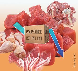 Expanding meat export market