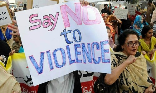 Why are crimes against women ignored in Pakistan?
