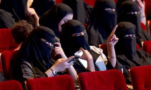 Saudi Arabia lifts decades-long ban on cinemas