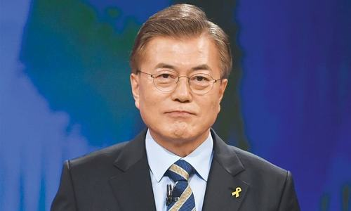 South Korea's Moon seeks to 'normalise' ties with China in first state visit