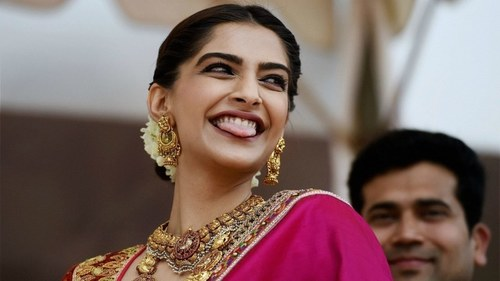How Sonam Kapoor is dealing with Bollywood's gender pay gap