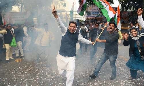 Rahul Gandhi named president of India's Congress party