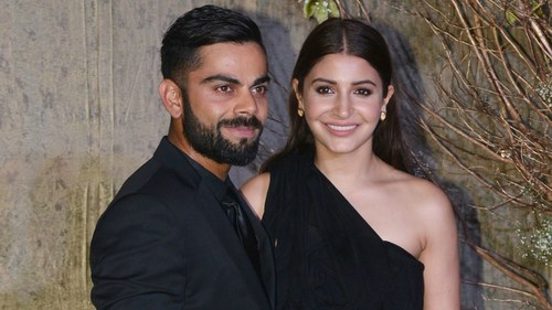Indian cricket captain Virat Kohli and Bollywood actor Anushka Sharma tie the knot