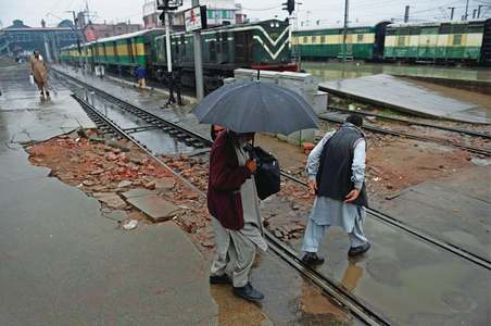Lahorites relieved after much-awaited rain