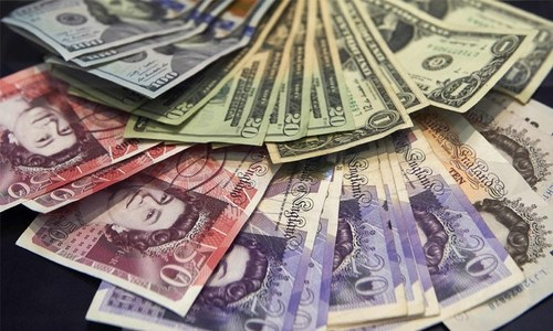 Remittances show little increase