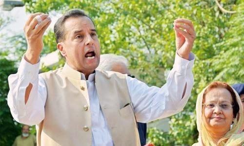 Capt Safdar 'could have brokered end to Faizabad sit-in'?