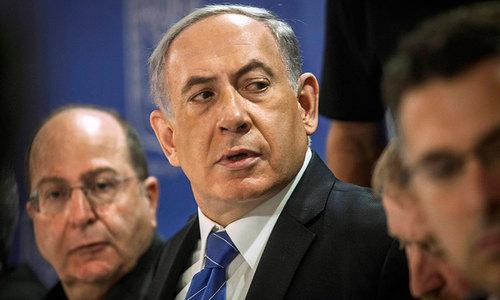 EU rebuffs Netanyahu call to follow US on Jerusalem