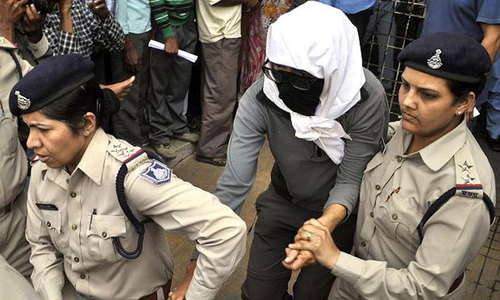 Indian court convicts man over brutal rape, murder of student