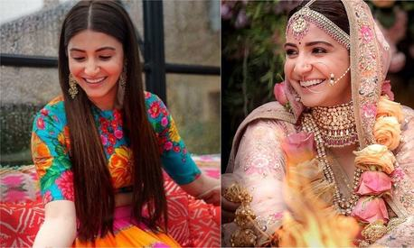 Let Anushka Sharma's wedding looks be the style inspiration you need this shaadi season