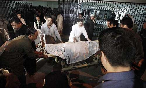 2 killed, 1 injured in Lyari firing incident