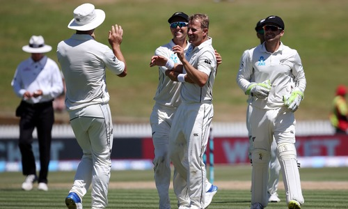 New Zealand win by 240 runs to sweep West Indies