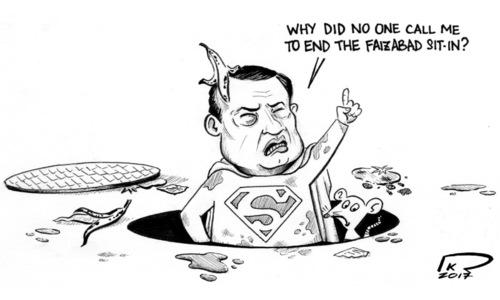 Cartoon: 13 December, 2017