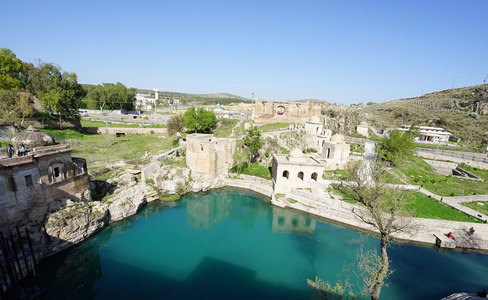 SC dismayed by absence of idols in Katas Raj temples