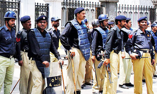 12,000 police officials found delinquent in Sindh, SC told