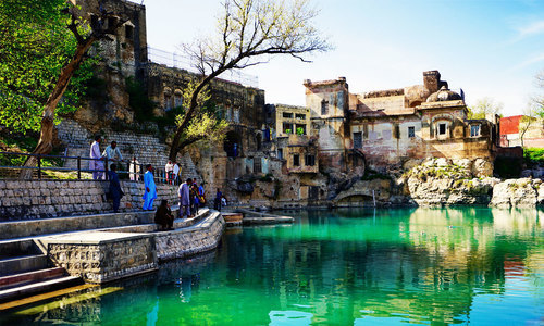 Supreme Court orders cement factory to fill up Katas Raj pond within a week