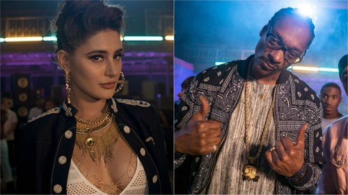 Thrilled to sing with someone as iconic as Snoop Dogg, says Nargis Fakhri