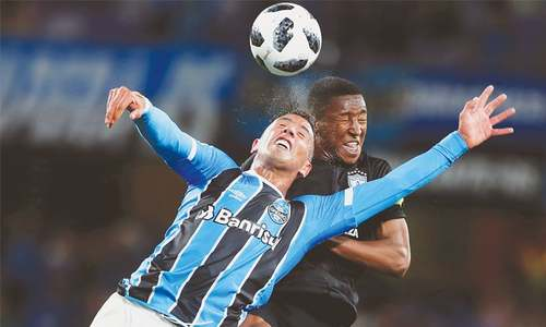 Gremio beat Pachuca to reach Club World Cup final