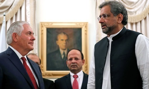 Pakistan still a valued partner: Tillerson