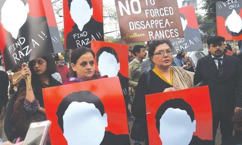 Enforced disappearances in Pakistan: Why course correction is absolutely necessary