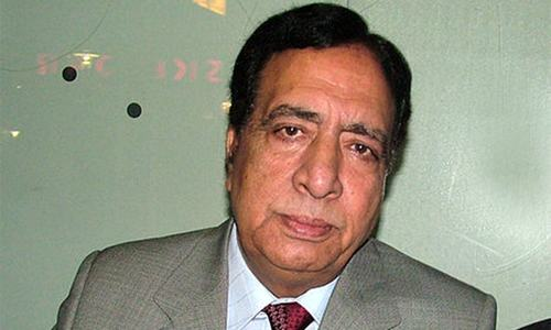 Attaul Haq Qasmi quits as PTV chairman