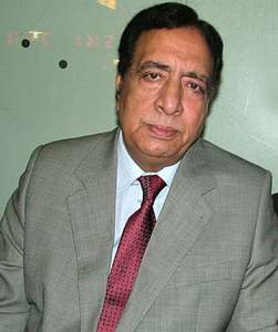 Attaul Haq Qasmi.— Photo: Wikimedia Commons