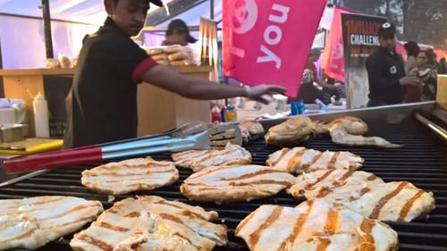 Catch some of Karachi's most popular restaurants at a food market for Rs200 this Sunday