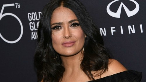 Salma Hayek details harrowing ordeal by 'monster' Harvey Weinstein