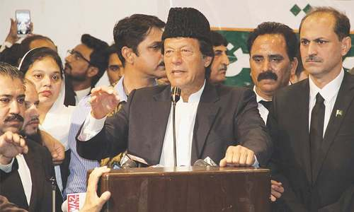 Imran repeats demand for early election