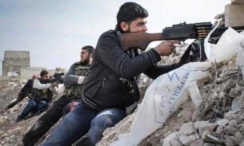 شام: آپریشن میں داعش کے 20 جنگجو ہلاک
