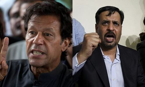 Imran, Kamal speak on phone, decide to meet soon