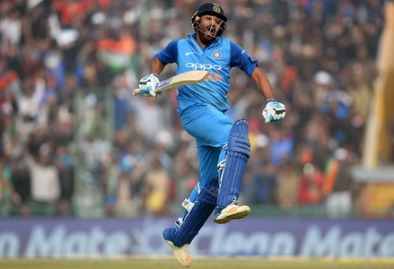 Sharma has right stuff for limited-overs game