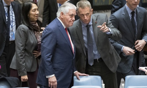 US envoy says 'real dialogue' needed with N. Korea