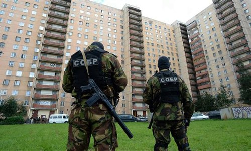 Russian security services uncover IS cell in Saint Petersburg