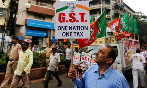 Indian govt ignored warnings over GST roll-out