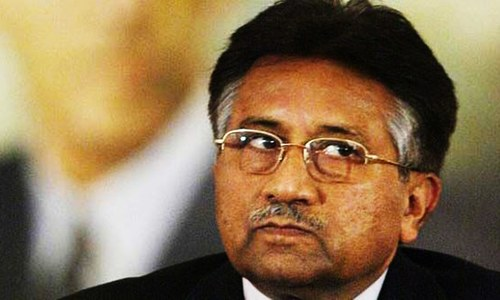 Musharraf suggests forming long-term interim govt to 'put house in order'