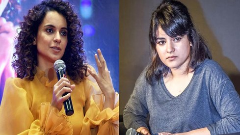 Kangana Ranaut defends Zaira Wasim against critics of her harassment claim