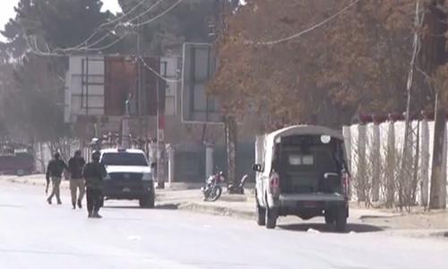 8 killed in suicide attack on Quetta's Bethel Memorial Methodist Church