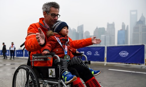 'Stupid idea' runner completes nine-month long journey on ancient Silk Road