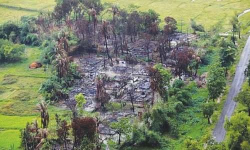 Myanmar army burned Rohingya villages despite refugee deal: HRW