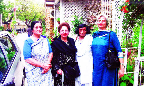 Special report: A sisterhood with nerves of steel