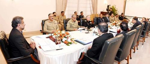 Civil-military heads agree NAP needs more work
