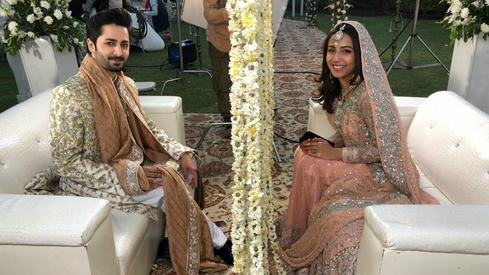 Danish Taimoor is making his TV comeback with Aatish e Ishq