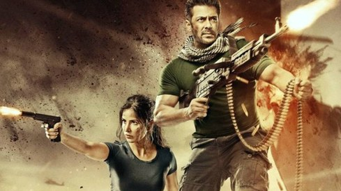 Indian nationalists threaten agitation against Salman Khan's Tiger Zinda Hai
