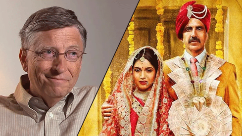 Bill Gates gives Akshay Kumar's Toilet: Ek Prem Katha a shout-out on Twitter