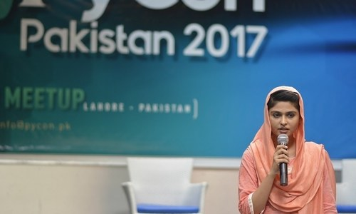 Coders, techies explore possibilities of Python at Pakistan's first PyCon