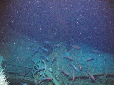 WWI mystery solved as wreck of Australian sub found